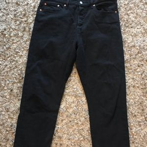 Levi's HIGH WAIST WEDGIE STRAIGHT Fit Jeans